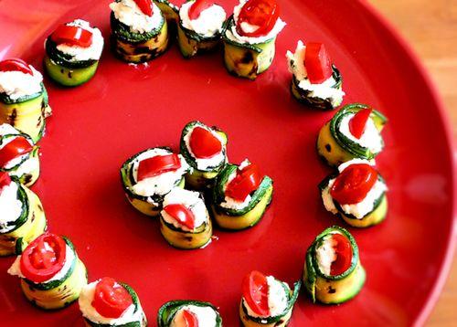 zucchini, starters, Italian, recipe, blog.cookitaly.com